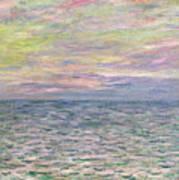 On The High Seas Art Print