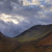 On The Isle Of Skye Art Print