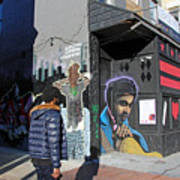 On U Street Art Print