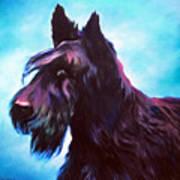 Once A Terrier Always A Terrier Art Print