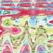 Ondes De Choc / Shock Waves Art Print