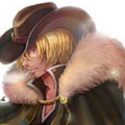 One Piece Art Print