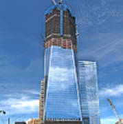 One World Trade Art Print