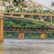 O'neil Bridge4 Art Print