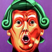 Oompa Loompa Trump Art Print