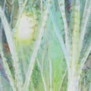 Opalescent Twilight I Art Print