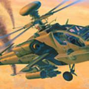 Operation Apache Art Print