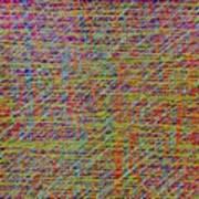 Mc.112.16 Vibrant Light Art Print