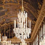 Opulence - Versailles, France Art Print