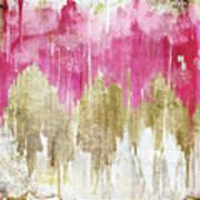 Opulence Rose Art Print