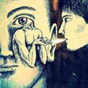 Oral Teachings Art Print
