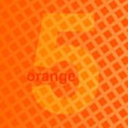 Orange God Astante Art Print