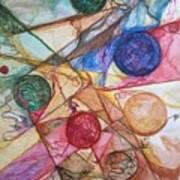 Orb Crossing.. Art Print