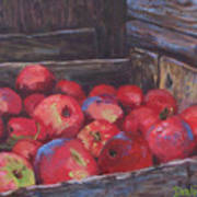 Orchard's Harvest Art Print