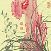 Orchid - 30 Art Print