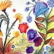 Orchid No. 23 Art Print
