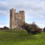 Orford Castle - England Art Print