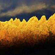 Organ Mountains Land Of Enchantment 1 Art Print