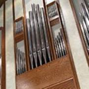 Organ Pipes Art Print