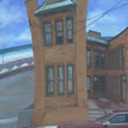 Oriental Avenue Art Print