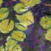 Orlando Lilies Art Print