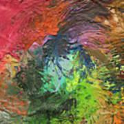 Orlando United Color Blend Art Print