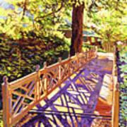 Ornamental Bridge Art Print