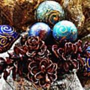 Ornaments 6 Art Print