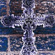 Ornate Cross 2 Art Print