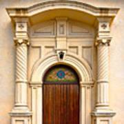 Ornate Entrance Art Print by Christopher Holmes