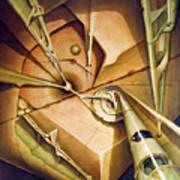 Os1980dc006 Celestial Globe No.6 24x28.25 Art Print