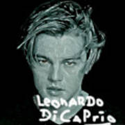 Oscar Goes To Leonardo Di Caprio Art Print