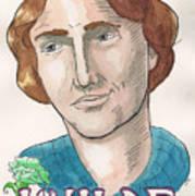 Oscar Wilde Art Print