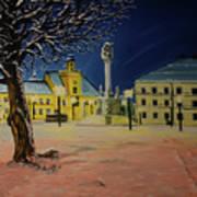Osijek Art Print