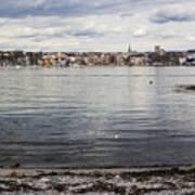 Oslo Waterfront Art Print