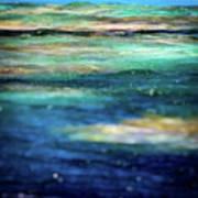 Osprey Reef Art Print
