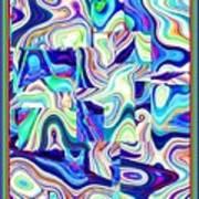 Otak Sakit Mental 2001-2005 Art Print