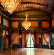 Other - The Ballroom Print by Mike Savad
