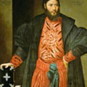 Ottaviano Grimani. Procurator Of San Marco Art Print