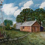 Our Family Farm Art Print