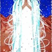 Our Lady Of Lucid Dreams Art Print