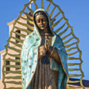 Our Mother Of Guadalupe Art Print