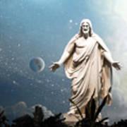Our Savior And Our Creator Art Print