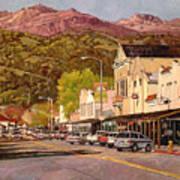 Our Town Art Print