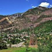 Ouray, Colorado Art Print