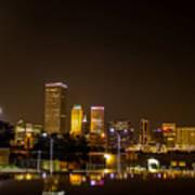 Tulsa - Our World Art Print