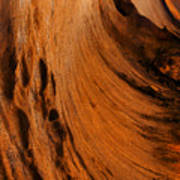 Outback Cavern Art Print