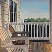 Outer Banks Morning Sun Art Print