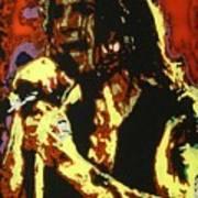 Ozzy Osbourne Art Print