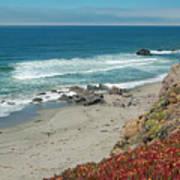 Pacific Coast View IIi Art Print